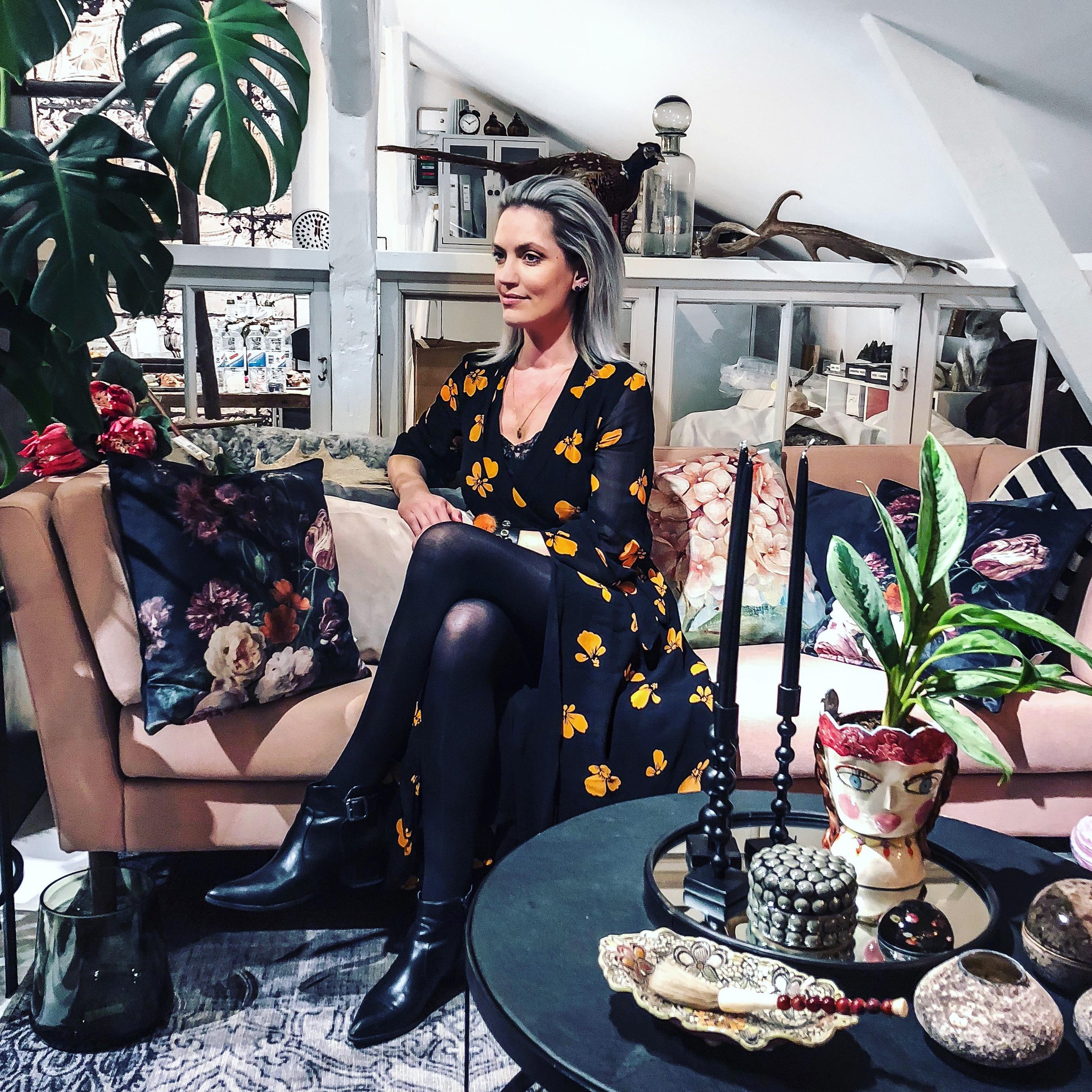 Mama Brown & Modeshow med Stilkompagniet & Design Affair graphic